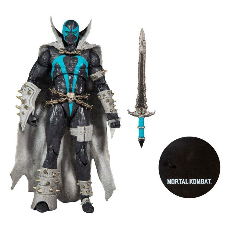 Mortal Kombat Action Figure Spawn (Lord Covenant) 18 cm