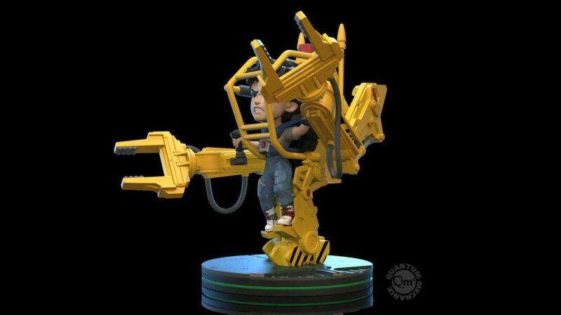 Alien Q-Fig Figure Ripley & Power Loader 13 cm
