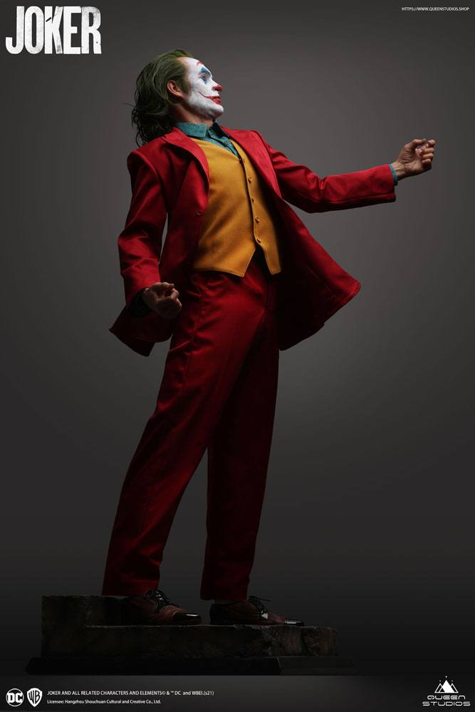Joker (2019) Statue 1/2 Arthur Fleck Joker 95 cm