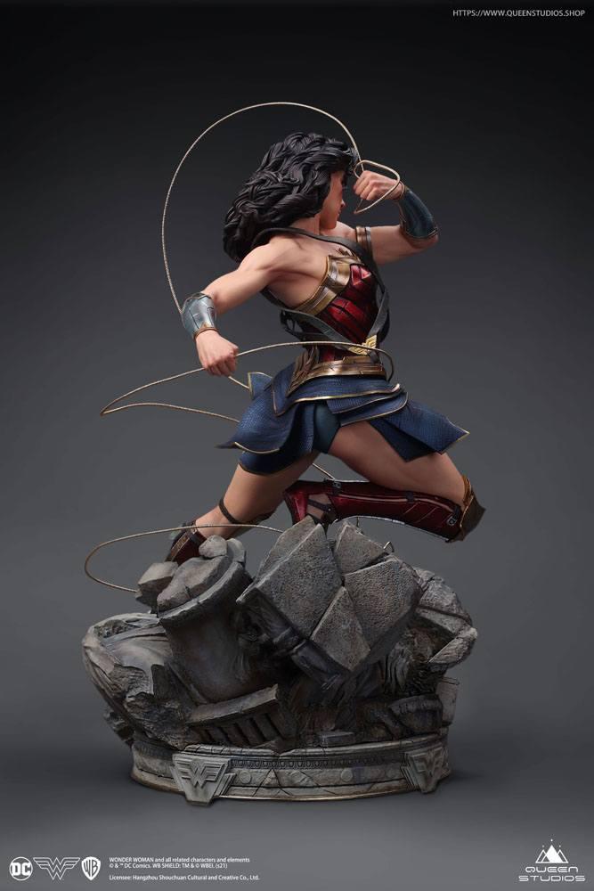 Wonder Woman Comic Statue 1/4 Wonder Woman Early Bird Version 47 cm