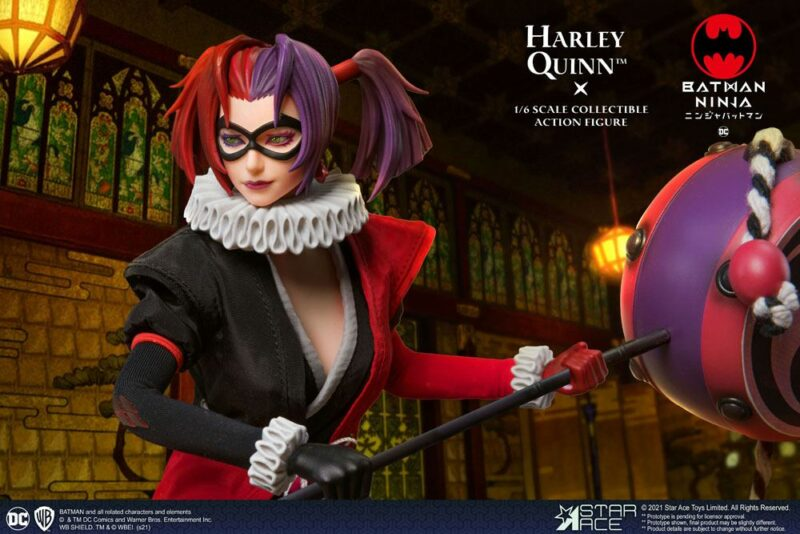 Batman Ninja My Favourite Movie Action Figure 1/6 Harley Quinn Normal Ver. 30 cm