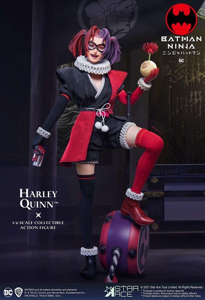 Batman Ninja My Favourite Movie Action Figure 1/6 Harley Quinn Deluxe Ver. 30 cm