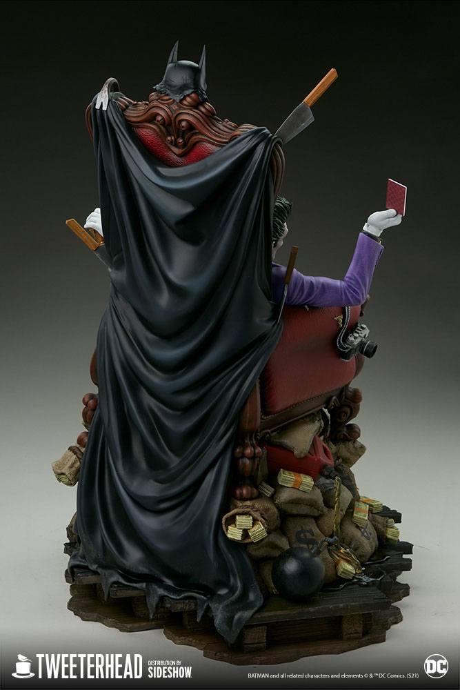 DC Comic Maquette The Joker 52 cm