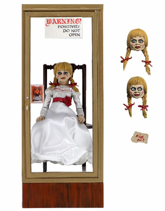 THE CONJURING ULTIMATE ACTION FIGURE ANNABELLE 3