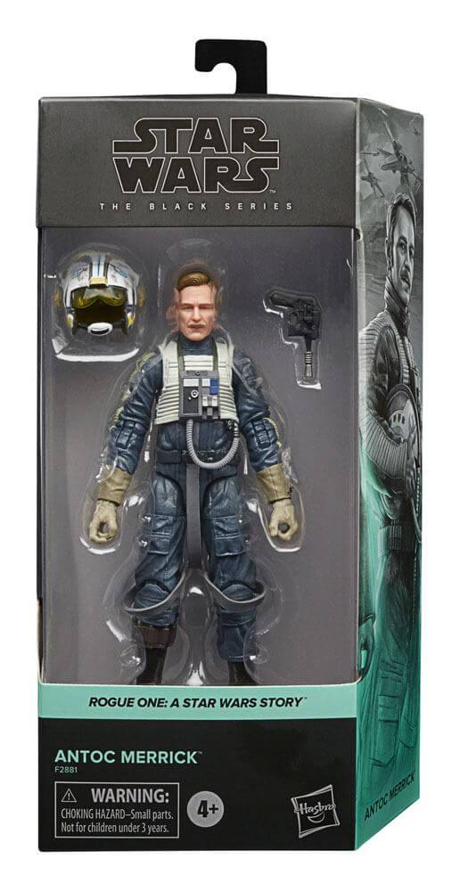 Star Wars: Rogue One Black Series 2021 Action Figure Antoc Merec 15 cm