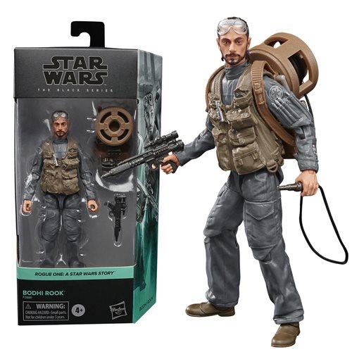 Star Wars: Rogue One Black Series 2021 Action Figure Bodhi Rock 15 cm