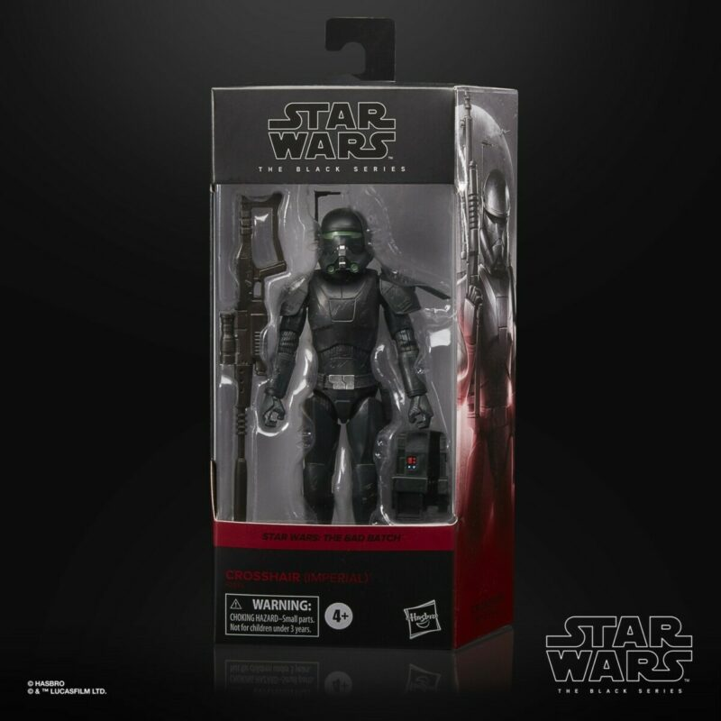 Star Wars: The Bad Batch Black Series Action Figure Crosshair (Imperial) 15 cm