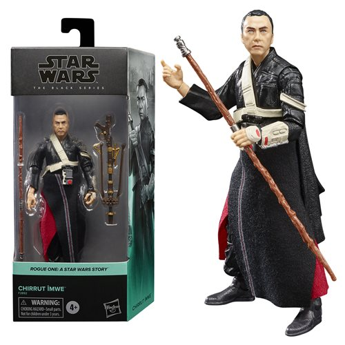 Star Wars: Rogue One Black Series 2021 Action Figure Chirrut Imwe 15 cm