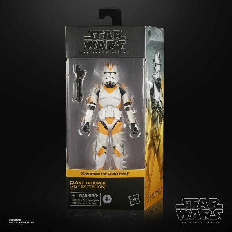Star Wars: The Bad Batch Black Series Action Figure Clone Trooper 15 cm