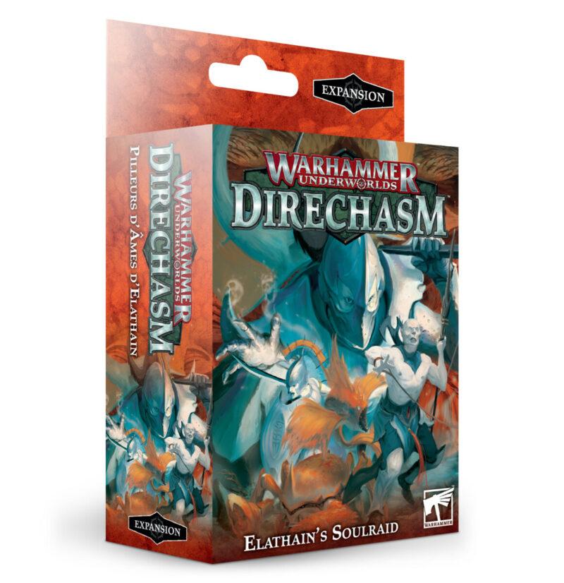 Warhammer Underworlds: Direchasm – Incursione Spirituale di Elathain