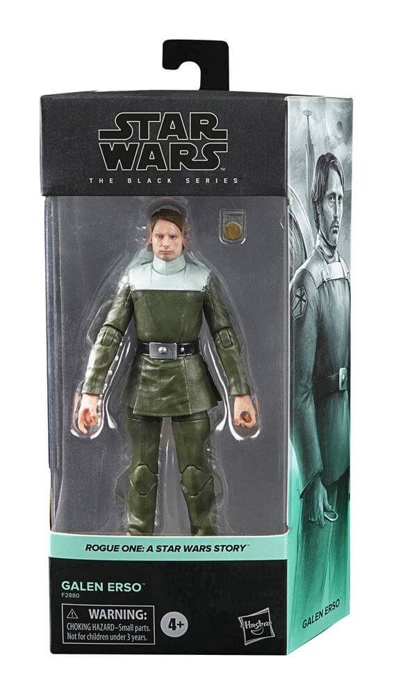 Star Wars: Rogue One Black Series 2021 Action Figure Galen Erso 15 cm