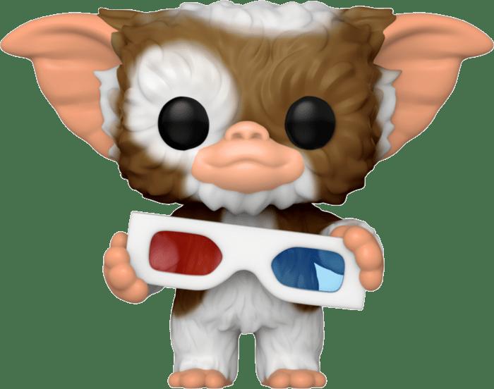 Gremlins POP! Horror Vinyl Figure Gizmo with 3D Glasses Limited 25 cm