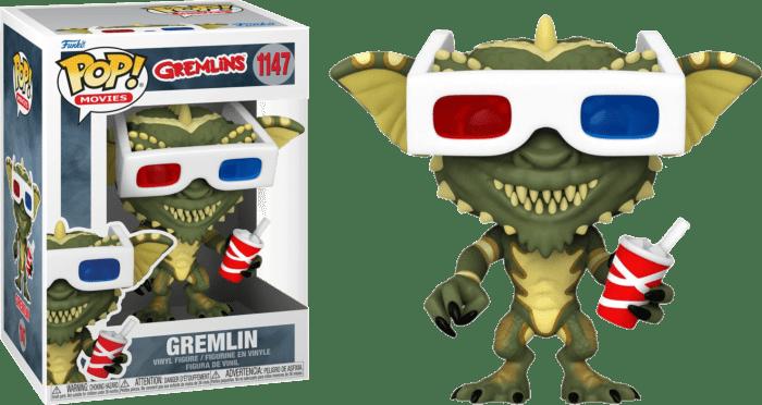 Gremlins POP! Horror Vinyl Figure Gremlin with 3D Glasses Limited 9 cm