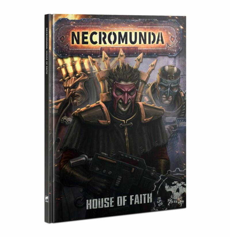 Necromunda: House of Faith (Inglese)
