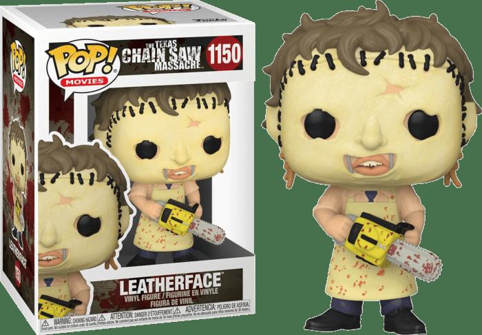 The Texas Chainsaw Massacre POP! Vinyl Figure Leatherface 9 cm