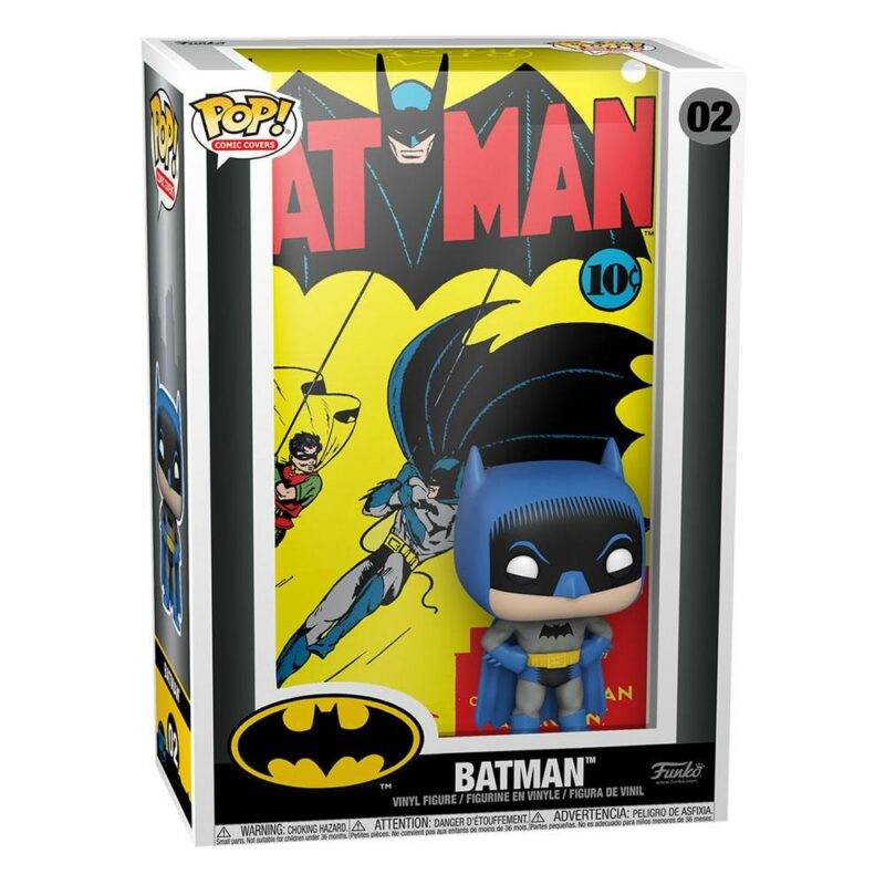 DC Comics POP! Comic Cover Vinyl Figure Batman 9 cm