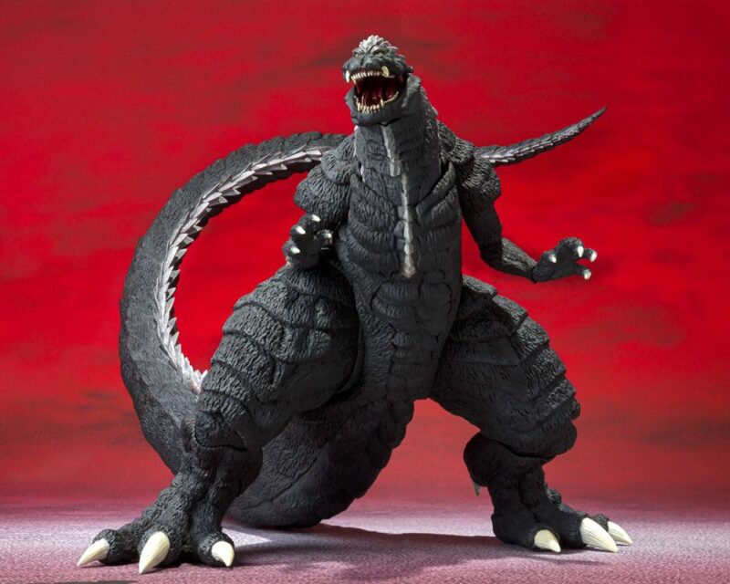 Godzilla Singular Point S.H. MonsterArts Action Figure Godzillaultima 17 cm