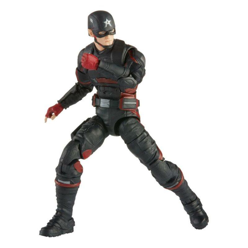 Avengers Disney Plus Marvel Legends Series Action Figures 15 cm 2021 Wave 1 U.S. Agent (The Falcon and the Winter Soldier)
