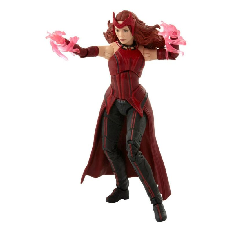 Avengers Disney Plus Marvel Legends Series Action Figures 15 cm 2021 Wave 1 Scarlet Witch (WandaVision)