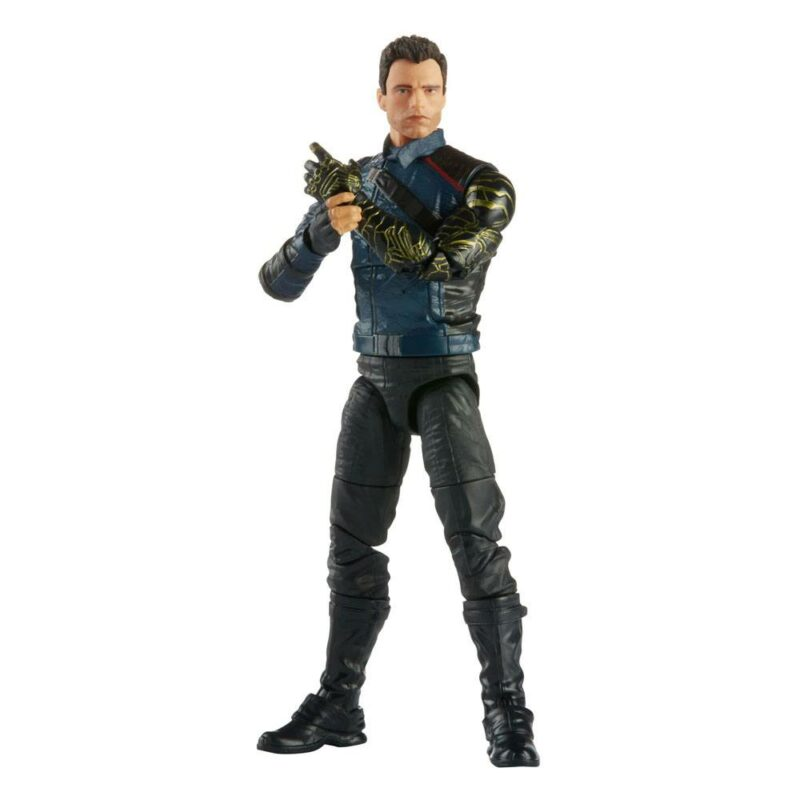 Avengers Disney Plus Marvel Legends Series Action Figures 15 cm 2021 Wave 1 Winter Soldier (The Falcon and the Winter Soldier)