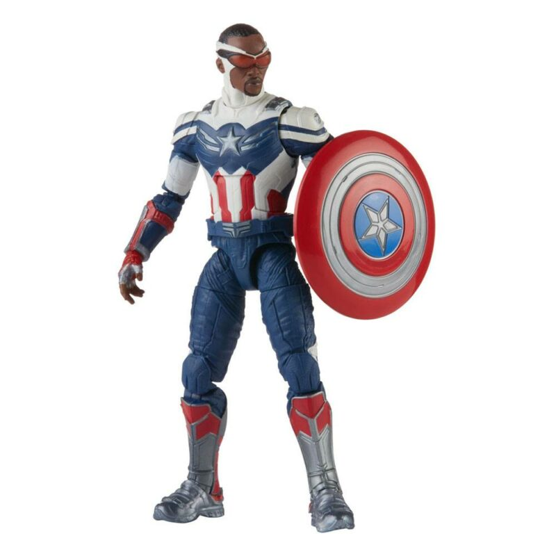 Avengers Disney Plus Marvel Legends Series Action Figures 15 cm 2021 Wave 1 Captain America (The Falcon and the Winter Soldier)