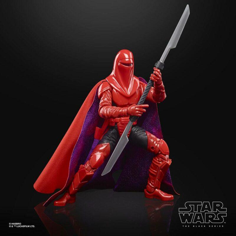 Star Wars Crimson Empire Black Series Lucasfilm 50th Anniversary Action Figure 2021 Carnor Jax 15 cm