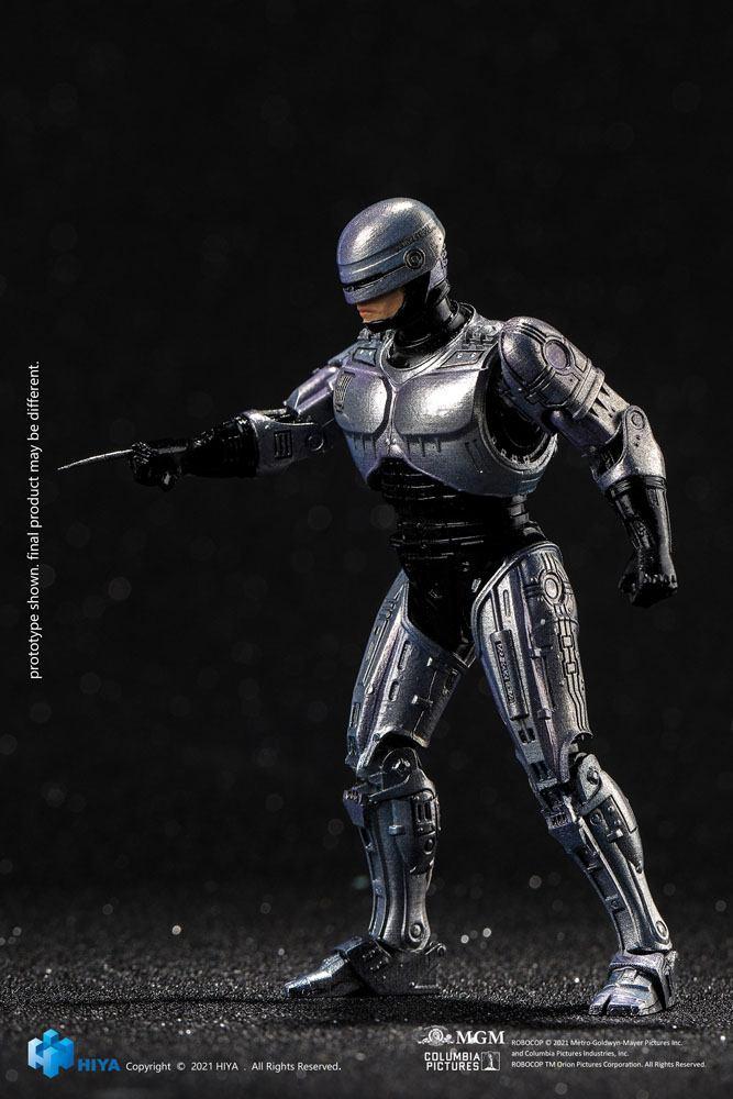 Robocop Exquisite Mini Action Figure 1/18 Robocop 10 cm