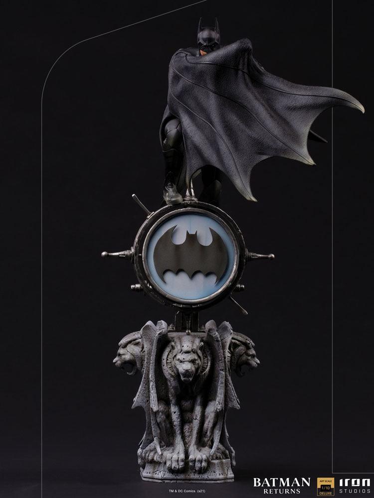 Batman Returns Deluxe Art Scale Statue 1/10 Batman 34 cm