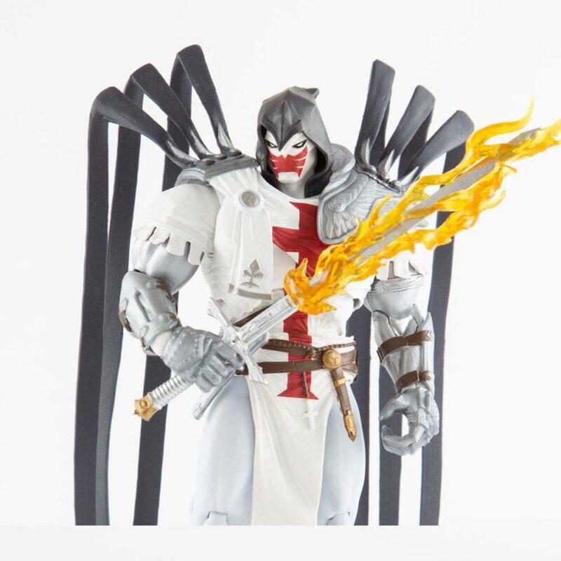 DC Multiverse Action Figure Azrael Suit of Sorrows (Gold Label) 18 cm