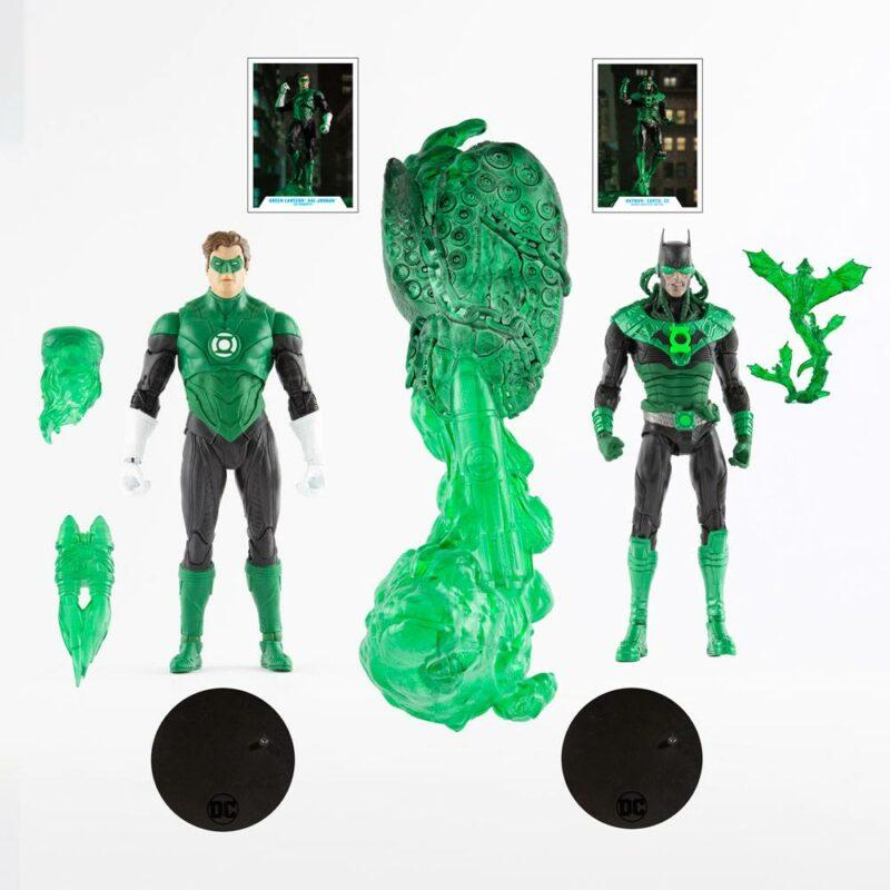 DC Multiverse Action Figure Collector Multipack Batman Earth-32 & Green Lantern 18 cm