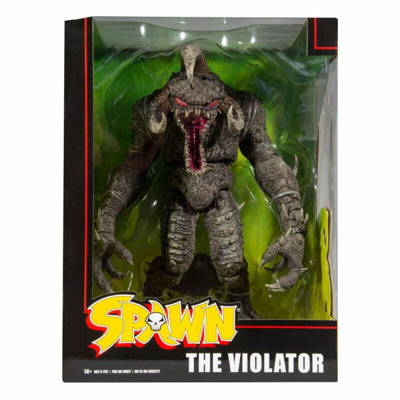 Spawn Action Figure The Violator 23 cm