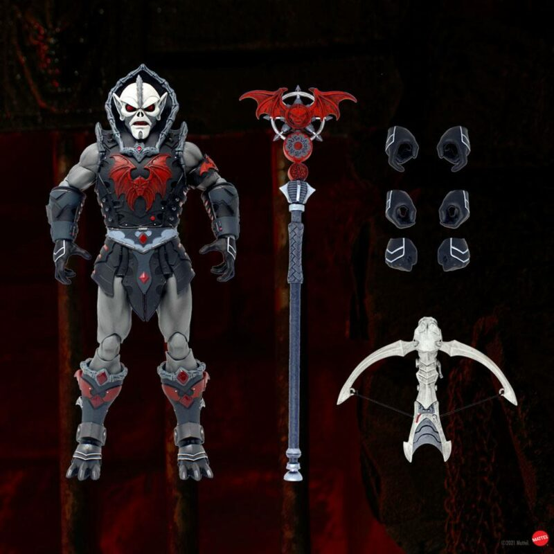 Masters of the Universe Action Figure 1/6 Hordak 30 cm