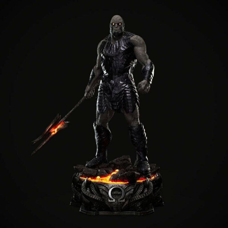 Zack Snyder's Justice League Museum Masterline Statue 1/3 Darkseid 105 cm