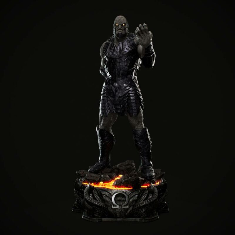 Zack Snyder's Justice League Museum Masterline Statue 1/3 Darkseid Deluxe Version 105 cm