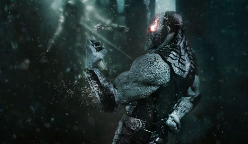 Zack Snyder's Justice League Museum Masterline Statue 1/3 Darkseid Deluxe Bonus Version 105 cm