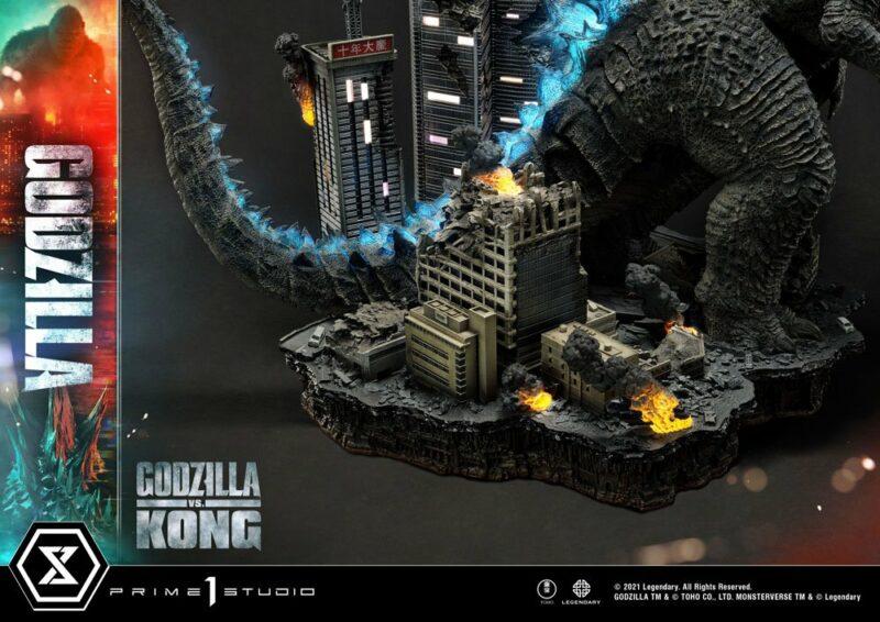 Godzilla vs. Kong Statue Godzilla Final Battle 60 cm