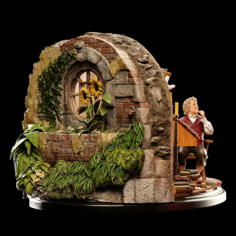 The Lord of the Rings Statue 1/6 Bilbo Baggins in Bag End 29 cm