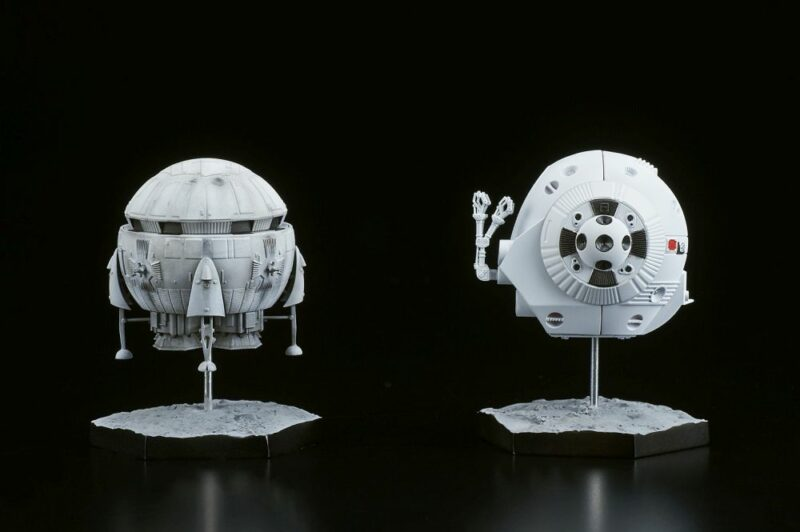 2001 A SPACE ODYSSEY ARIES LB & EVA POD