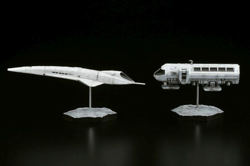 2001 SPACE ODYSSEY ORION III MOON ROCKET