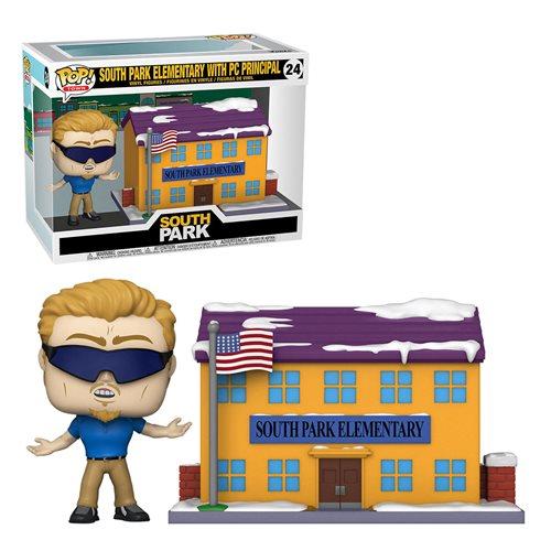 South Park: The Stick of Truth POP! Town Vinyl Figure SP Elementary w/PC Principal 9 cm