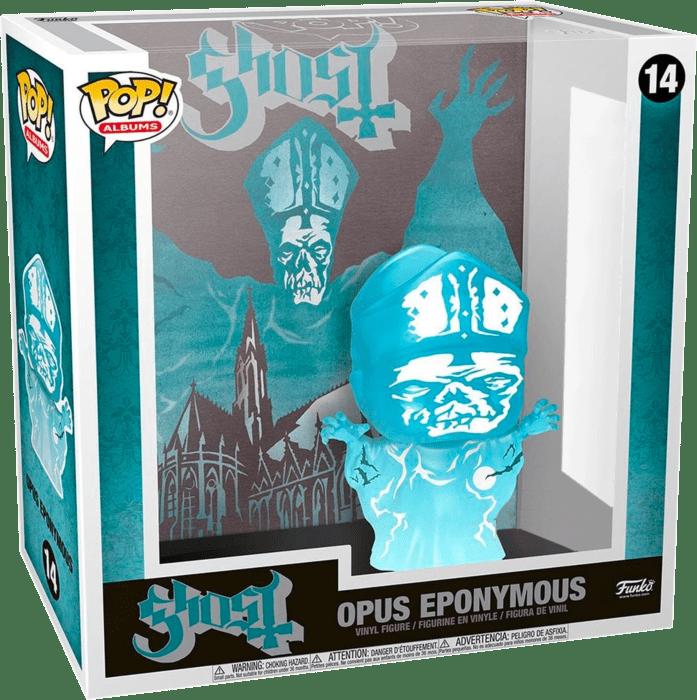 Ghost POP! Albums Vinyl Figure Epos Eponymous Limited 9 cm