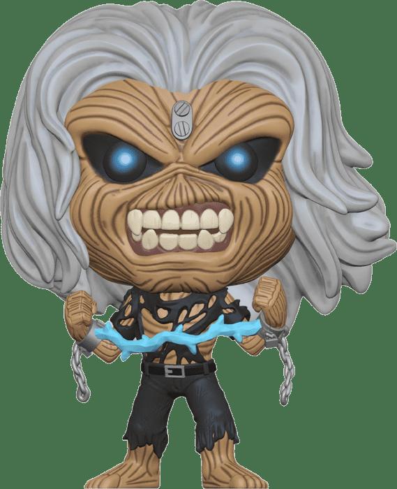 Iron Maiden POP! Rocks Vinyl Figures Eddie - Life After Death Limited 9 cm