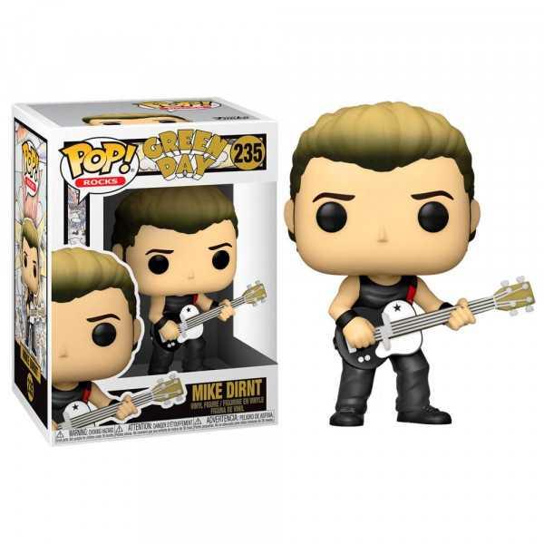 Green Day POP! Rocks Vinyl Figure Mike Dirnt 9 cm