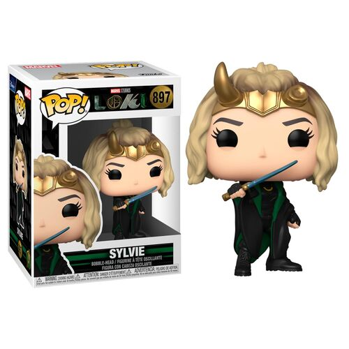 Loki POP! Vinyl Figure Sylvie 9 cm