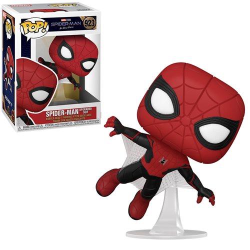 Spider-Man: No Way Home POP! Vinyl Figure Spider-Man (Upgraded Suit) 9 cm