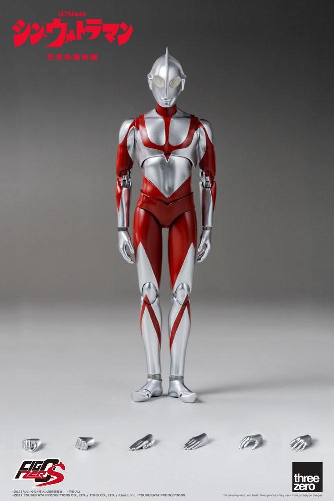Shin Ultraman FigZero S Action Figure Ultraman 15 cm