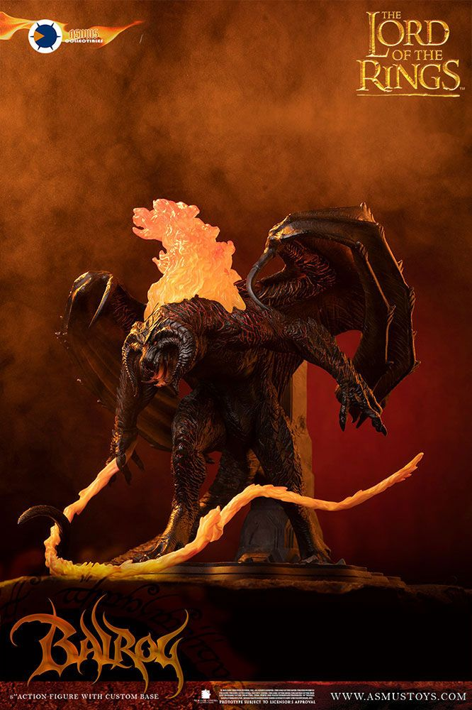 Lord of the Rings Action Figure Balrog 20 cm
