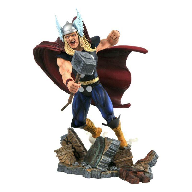 Marvel Comic Gallery PVC Statue Thor 23 cm