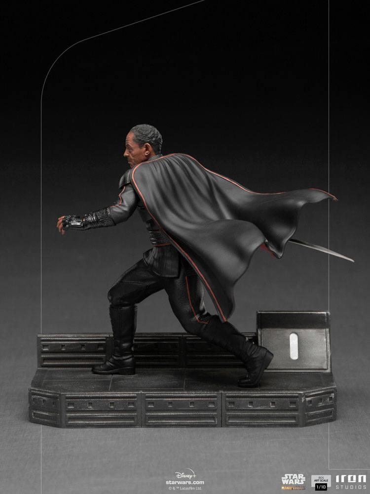 Star Wars The Mandalorian BDS Art Scale Statue 1/10 Moff Gideon 20 cm