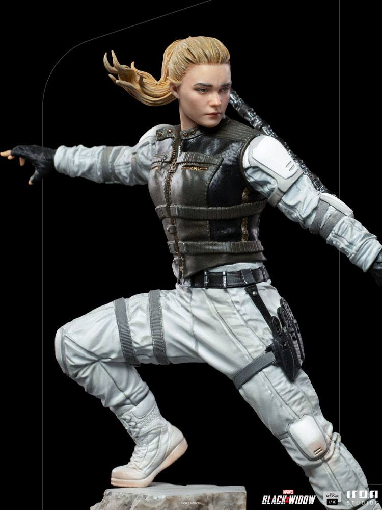 Black Widow BDS Art Scale Statue 1/10 Yelena 18 cm